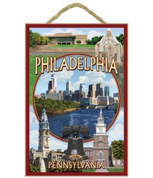 Philadelphia, Pennsylvania - Montage - L