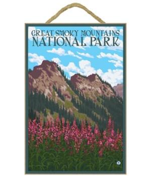 Great Smoky Mountains National Park, Ten