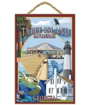 Tybee Island - Savannah, Georgia - Monta