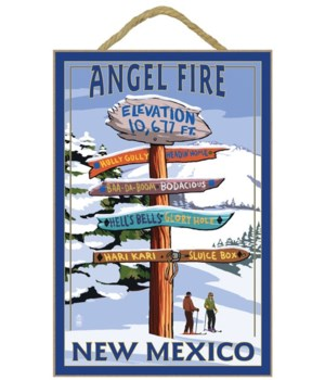 Angel Fire, New Mexico - Destinations Si
