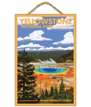 Yellowstone National Park - Grand Prisma