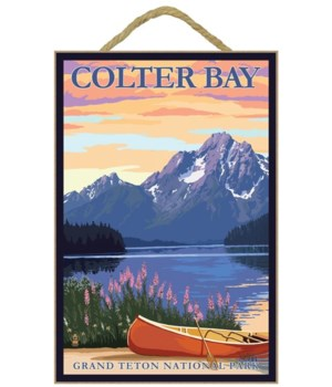 Grand Teton National Park - Colter Bay -