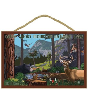 Tennessee - Great Smoky Mountains Nation