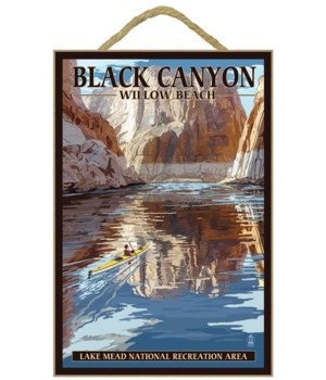 Lake Mead - Natl Recreation Area - Black