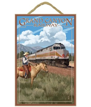 Grand Canyon Railway, Arizona - 295 Dies