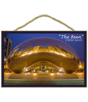 Chicago, Illinois - The Bean - Lantern P
