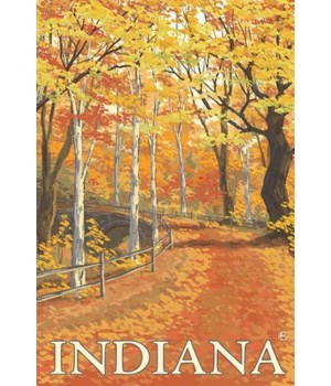 Indiana - Fall Colors