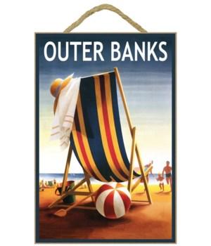 Outer Banks, north Carolina - Beach Chai