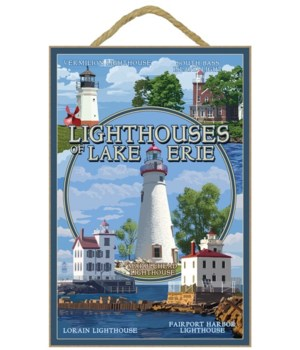 Ohio - The Lighthouses of Lake Erie - La