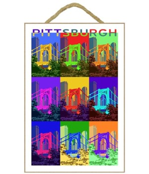 Pittsburgh, Pennsylvania - 10th Street B