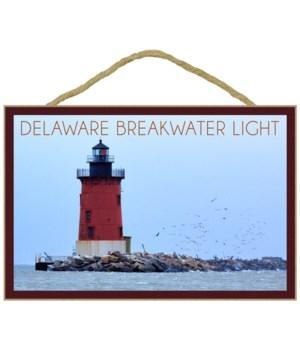 Lewes, Delaware - Cape Henlopen Lighthou
