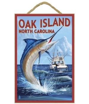 Oak Island, north Carolina - Marlin nois