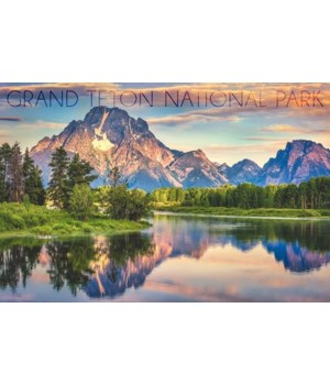 Grand Teton National Park, Wyoming - Sun