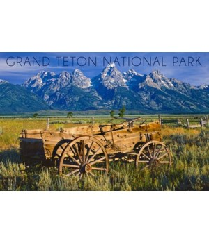 Grand Teton National Park, Wyoming - Wag