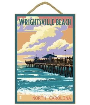 Wrightsville Beach, north Carolina - Pie