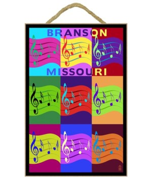 Branson, Missouri - Music Ftes Pop Art