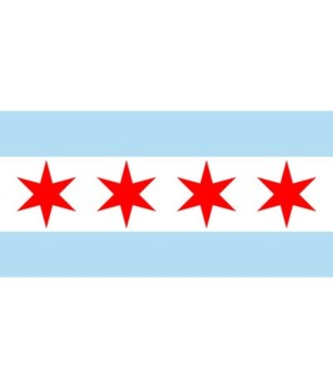 Chicago, Illinois - nolag (Version #2) -
