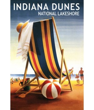 Indiana Dunes National Seashore - Beach
