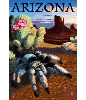 Arizona - Blond Tarantula - Lantern Pres