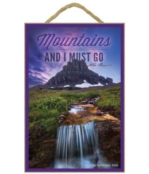 Glacier National Park, Montana - The Mou