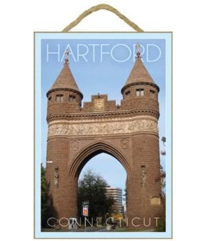 Hartford, Connecticut - Soldiers & Sailo