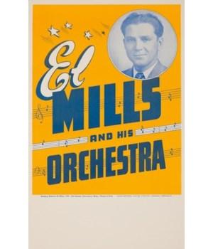 Nebraska Ballroom - El Mills & Orchestra