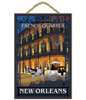 New Orleans, Louisiana - French Quarter