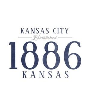 Kansas City, Kansas - Established Date