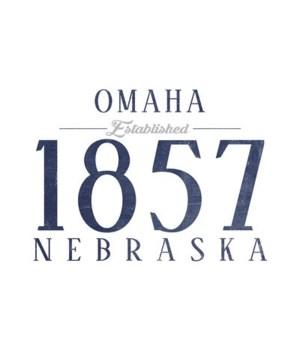 Omaha, Nebraska - Established Date