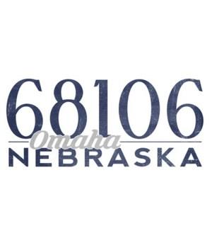Omaha, Nebraska - 68106 Zip Code