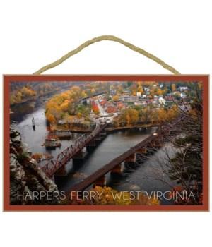 Harpers Ferry, West Virginia - shot of c