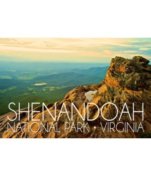 Shenandoah Nat'l Park-Sunset @ Stony Man