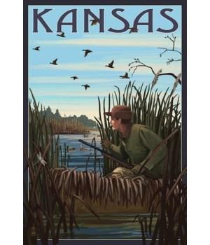 Kansas - Hunter & Lake