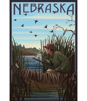 Nebraska - Hunter & Lake