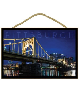 Pittsburgh, Pennsylvania - Roberto Cleme