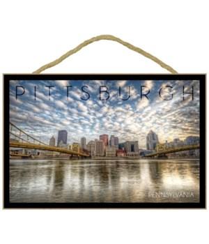 Pittsburgh, Pennsylvania - Skyline From