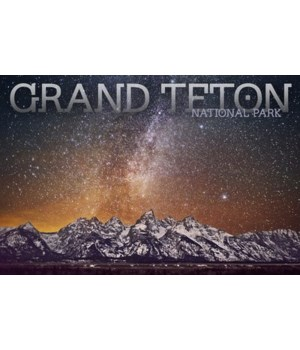 Grand Teton National Park, Wyoming - Mou