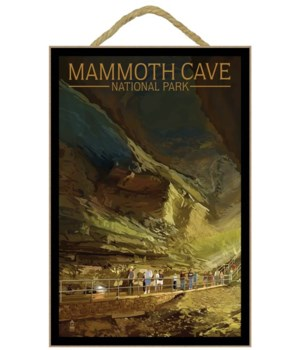 Mammoth Cave - cave entrance