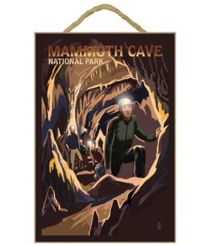 Mammoth Cave - Cavers