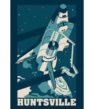 Huntsville, Alabama - Astronaut Shuttle