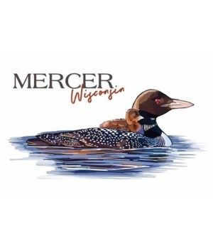 Mercer, WI - Loons - Icon