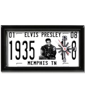 ELVIS PRESLEY CLOCK #2