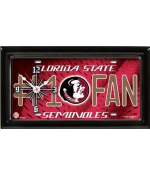FL STATE  CLOCK
