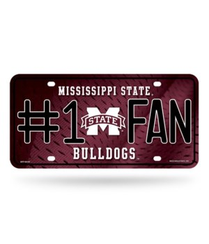 Mississippi State Bulldogs clock