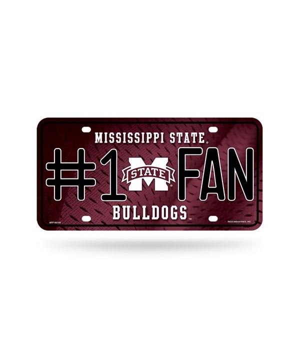 Mississippi State Bulldogs clock