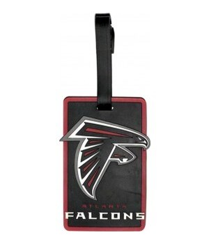 ATL FALCONS LUGGAGE TAG