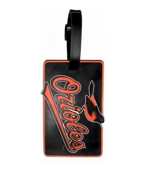 BALT ORILOLES LUGGAGE TAG