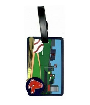 BOS RED SOX LUGGAGE TAG