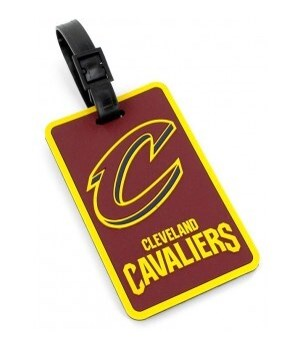 CLEV CAVS LUGGAGE TAGS