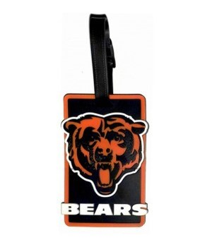 CHIC BEARS LUGGAGE TAG
